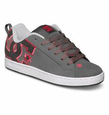 DC Shoes Women's Court Graffik SE Shoes - Grey (GGC)
