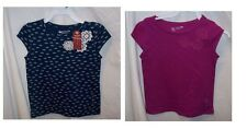 .GIRLS TODDLER ARIZONA  TOPS, MULTIPLE COLORS AND SIZES NEW WITH TAGS