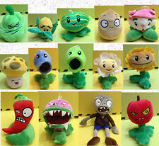 Holiday Games Xmas Gift Plants VS Zombies Children Kid Baby Plush Soft Toy Doll