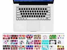 Hollow Candy Silicone Keyboard Cover Skin protector for MacBook Pro Air 13 15 17