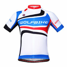 Cycling Jersey Bike Bicycle Out Door Riding Quick Dry Breathable Clothing Jersey