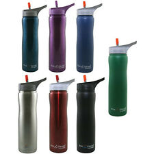 Eco Vessel Summit Insulated Bottle 24 Ounces -  Vacuum Insulation Technology