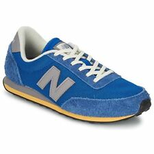 New Balance Classic Traditionnels Navy Mens Trainers - U410HBGY