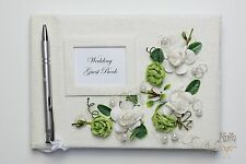 Guest Book , Ideal for wedding, hen party ,birthday, christening book  nr 1