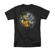 BRUCE LEE EXPECTATIONS Officially Licensed Men's Graphic Tee Shirt SM-3XL