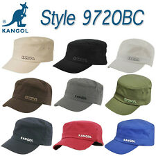 NEW Authentic Mens Kangol Flexfit Cotton Twill Army Cap Hat 9720BC S/M L/XL XXL