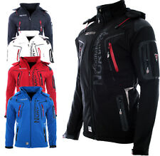 Geographical Norway Outdoor Herren Softshell jacke Funktions regen jacke sport