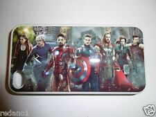Marvel Avengers Age of Ultron Galaxy Note 3 4 Edge Nexus 6 HTC One M8 Case Cover