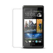 3x CLEAR LCD Screen Protector Shield for HTC DESIRE 600 606w SX
