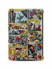 Marvel Comic The Avengers All iPad Mini / Air Hard Plastic Case Geeky Gamer