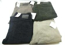 Calvin Klein Men's 843695 Corduroy Pants Assorted Colors and Sizes
