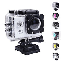 Waterproof Outdoor Sports DV Video Action Camera 1080P Digital 12MP Camcorder
