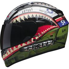 Bell Powersports Motorcycle Qualifier DLX Devil May Care Helmet XS-2XL