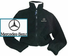 MERCEDES BENZ POLAR FLEECE JACKETS LOGO EMBROIDERED S-XXXL