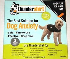 New listing New! Original *Thundershirt* for Dogs & Puppies *Gray* Small, Med & Xxl