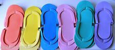 Pedicure Disposable Pedi Slippers Spa Spray Tan Flip Flops Packs of 12,24,36 New