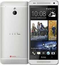 HTC One Mini 16GB - P058220 - Silver (AT&T, Unlocked) Smartphone