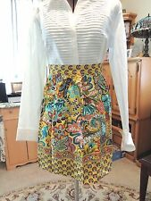 Gorgeous New VERA BRADLEY Apron with Free Personalization / Monogram GREAT GIFT!