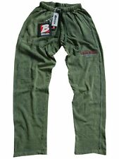 """Deporte contundentes pantalones """"cool"""" military Green musculación verde olimpica trousers"""