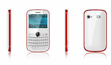 2.3 Inch Qwerty Keyboard Dual Sim TV WIFI Bluetooth Enabled Unlocked GSM Phone
