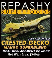 Repashy Crested gecko alimentation-Mangue superblend MRP Gecko alimentaire
