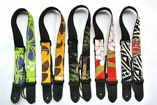 New Item !! Fremont Brand Hawaiian Design Ukulele Strap For Children SALE !