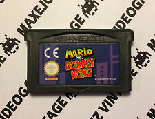 Gioco GBA Game Boy GameBoy Advance MARIO VS DONKEY KONG ++++++++++++++++++++++++