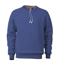 Ultra Premium Sweat Shirt. Smart Casual, Discreet Phone Pocket in side seam