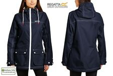 REGATTA BAYEUX II WATERPROOF JERSEY LINED JACKET RRP : £50.00