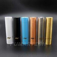 New SS/brass/copper/black/white/blue Manhattan V3 style mech mod +Free shipping