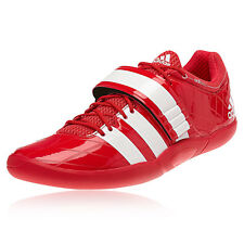UK Size 15 Adidas Adizero Discus Hammer  2 Rotational Shoes Red  RRP £150