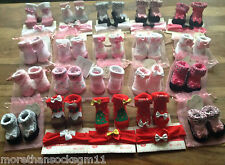 BABY FRILLY SOCKS/BOOTEES & HEADBAND GIFT BALLET LEOPARD PRINCESS NEWBORN-1YR