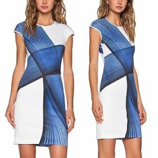 2015 Sexy Women Summer Casual Sleeveless Party Evening Cocktail Mini Dress S M L