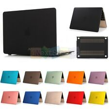 """Rubberized Hard Matte Case Cover For 2015 New Macbook 12"""" A1534 Retina display"""