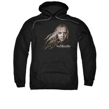 LES MISERABLES COSETTE FACE Licensed Pullover Hooded Sweatshirt Hoodie SM-3XL