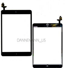 Glass Digitizer Touch Screen IC Connector Flex Assembly For iPad Mini 1&2