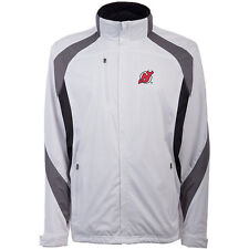 Antigua Men's New Jersey Devils Tempest Full Zip Jacket
