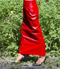 Leather Skirt Hobble Lamb nappa leather Limited Edition 38 to 50