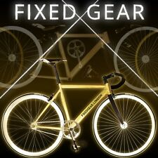 FIXED GEAR track,fixie,bike,frameset,wheel-set,chainset,fork,saddle,pedals,tyres