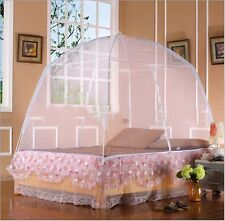 New Portable Baby Kids Toddler Bed Canopy Mosquito Net Tent All Size