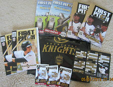 Charlotte Knights Minor League Baseball Team Package
