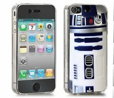 R2D2 Star Wars Iphone Case (Fits 4/4s,5c.5/5s)