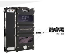 Original Armor King Element Mobile Cover Case For iPhone 6 Stainless steel Case