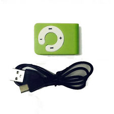New Mini Clip USB MP3 Music Player Support 16GB Micro SD TF Card Music Media
