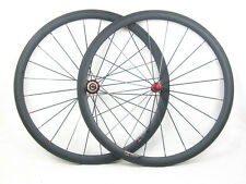 23mm width carbon bike 30mm clincher wheels tubeless compatible cycle wheelset