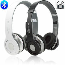 Wireless Bluetooth Stereo Headset For iPhone 6 5 4S LG G4 HTC Support FM TF Card