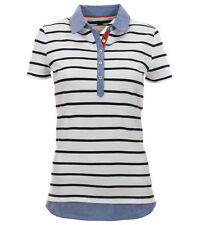 Tommy Hilfiger Damen Poloshirt Polo Shirt Stripes  ---  Size XS-XXL