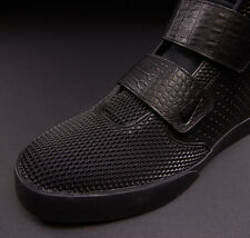 Nike Flystepper 2K3 PRM Premium Blackout Black Chrome 677473-001 Rare Limited