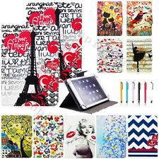 """Hot Popular Universal PU Leather Case Stand Cover For 7""""-7.9"""" Inch Tablet PC MID"""