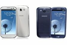 4.8'' Samsung Galaxy S III GT-I9300 Unlocked Android Smartphone 16GB -White/Blue